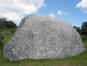 Jubillee Rock, St Breward, Bodmin Moor