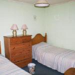 Lakeside twin room