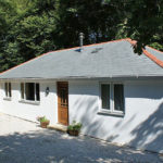 Riverside Cottage, three bedrooms, wetroom, fenced and gated garden.