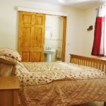 Riverside Cottage double with en suite facilities