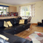 Stables open plan living area