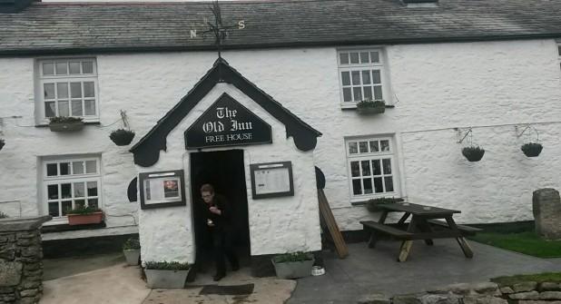 The Old Inn, St Breward