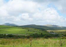 Bodmin Moor in North Cornwall